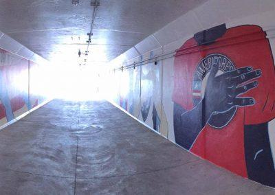Color Casper Mural Project