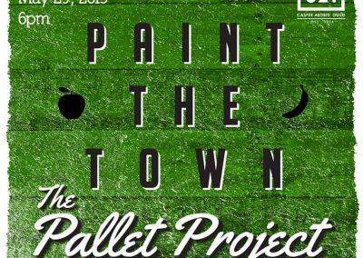 Art 321 Paint The Town Gala Fundraiser