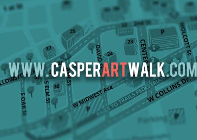 Casper Art Walk Website