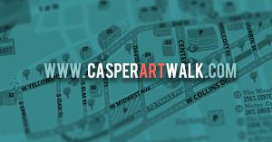 Casper Art Walk Website www.CasperArtWalk.com
