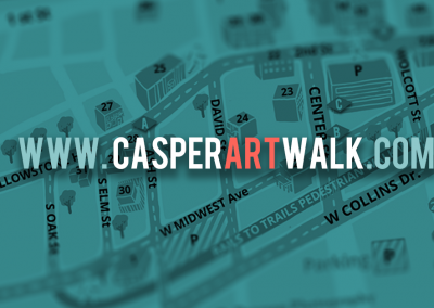 Casper Art Walk Website