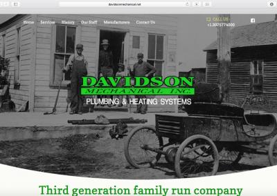 Davidson Mechanical