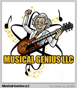 Musical Genius Logo