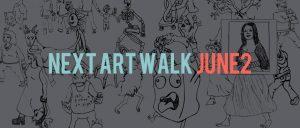 Next Casper Art Walk Ad