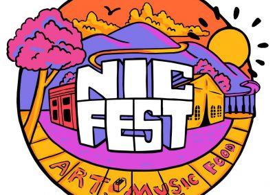 Nic Fest Logo 2017