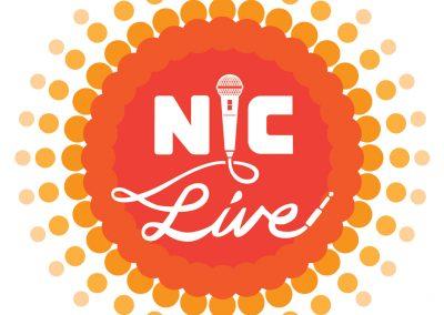 Nic Live Logo