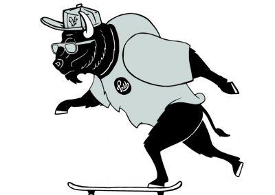 LMTD Skateboards Buffalo