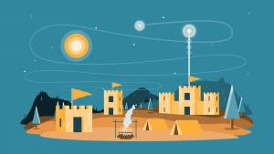 Fort Atelier Website Animation Digital Frontier