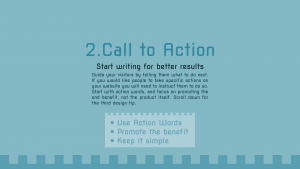 Call to Action tips and examples