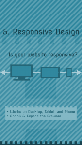Mobile Responsive Website Design Test