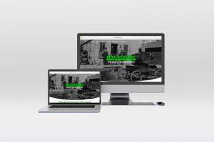 Davidson Mechanical Homepage Website