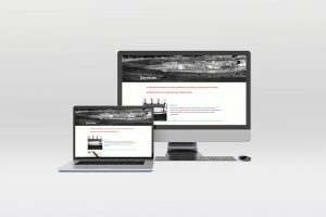Davidson Mechanical Website Services Page