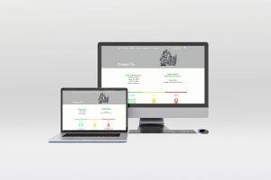 Davidson Mechanical Website Page