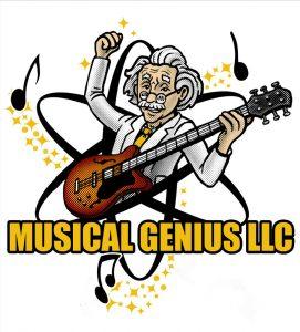 Musical Genius Logo
