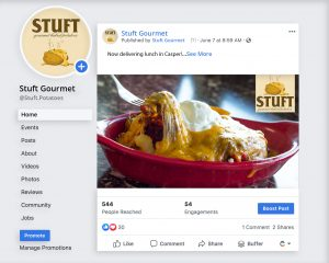 Stuft Gourmet Baked Potatoes Facebook Image Four