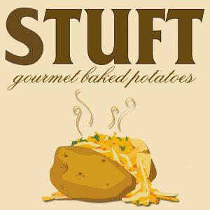 Stuft Gourmet Baked Potatoes Logo