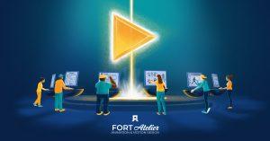 Fort Atelier Animated Video Hero